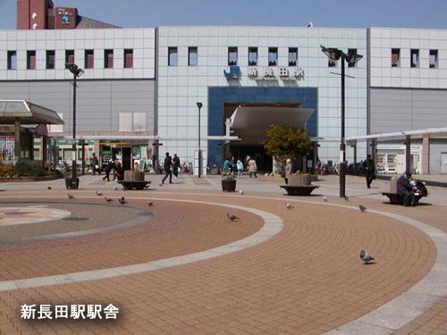 新長田駅駅舎 画像